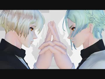 【MMD Touken Ranbu】 Unknown · Mother Goose of the second shake 【beard cut knee】