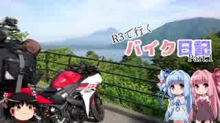 【琴葉車載】R3で行くバイク日記 Part.1【