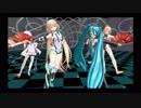 【MMD】4人千本桜マジック、リボン、扇子、ゼロの剣どれがいいか?!やっぱり?!