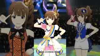 ミリシタ「UNION!!」横山奈緒