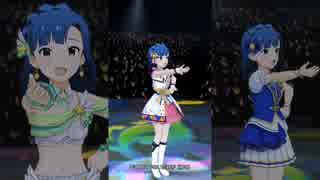 ミリシタ「UNION!!」七尾百合子