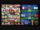 【永井先生】2018ワールドカップ ベスト16 アルゼンチンvsフランス 前半
