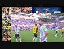 【永井先生】2018ワールドカップ ベスト16 アルゼンチンvsフランス 後半