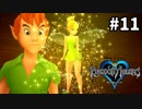【実況】KINGDOM HEARTS HD版 実況風プレイ part11