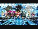 【むせる軍団で】サイバーサンダーサイダー【MMD】1080p