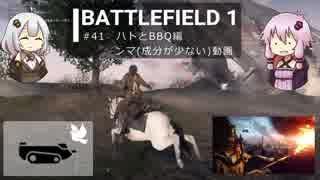 BF1動画 ンマ(少)+ハト+BBQ編 【VOICERO