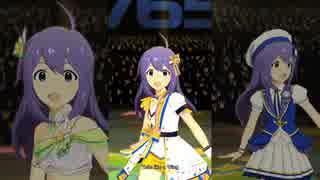 ミリシタ「UNION!!」望月杏奈