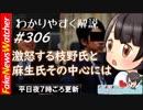 【FNW】激怒する枝野氏と麻生氏その中心に〇〇氏