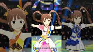 ミリシタ「UNION!!」松田亜利沙