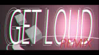【Metal's Rhyme】GET LOUD (REMIX) feat. FMくん, ありまつ【Vulcan×ハリーポッチャリー】