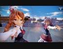 【MMD艦これ】[A]ddiction (つみ式ザラ&ポーラ)【Ray-MMD】