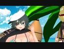 【MMD】今年こそ木曾に水着グラ来て欲しいので夏らしく太陽系デスコ【艦これ】
