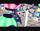【Fate/MMD】龍馬と以蔵さんで林檎花火と/ソーダの海