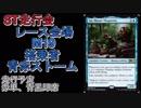 【MtG】ST走行会 レース会場:M19 搭乗者:青赤ストーム【スタンダード】