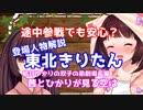【登場人物解説④】東北きりたん(わがまま