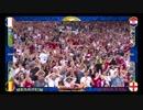 【ひろくん】2018ワールドカップ 準決勝 クロアチアイングランド 後