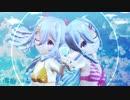 【MMDあんガル】みづみなでDive to Blue【自作モデル】