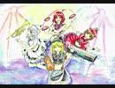 """【第10回東方ニコ童祭】""""Prismriver with H"""" LIVE【アレンジ】"""