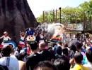 【鈴鹿サーキット:冒険プール】びしょぬれSUMMER!❤もっと!スプラッシュパーティーのイベント❤に参加し、大喜びのあい!お出かけ 水遊び♪
