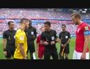《2018W杯》 [3位決定戦] ベルギー vs イングランド (2018年7月14日)