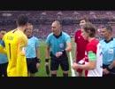 《2018W杯》 [決勝] フランス vs クロアチア (2018年7月15日)