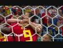ベルギー代表 ロシアワールドカップ 全ゴール+おまけ1シーン