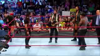 【WWE】今週のユニバーサル王座戦線【RAW