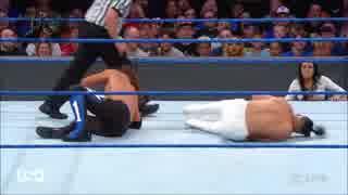 【WWE】AJスタイルズvsアンドラーデ・シエ