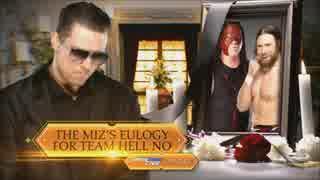 【WWE】今週のMizTV【SD 18.7.17】