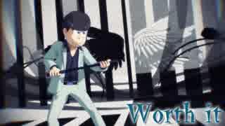 【MMDおそ松さん】カラ松でWorth it【極狼