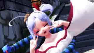 【MMD】やくもでLap Tap Love【城プロ:Re】