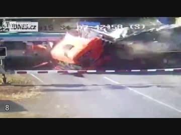 【ドラレコ】世界の交通重大事故・死亡事故集27【liveleak】
