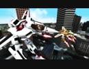 【MMD杯ZERO予告動画】VALKYRIE ETERNAL -FAST ATTACK-