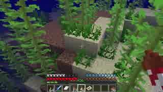 【Minecraft】たまにはサバイバルでも遊んでみるよ part43