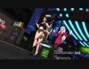 【MMD ブラックラグーン】まめる式レヴィ・エダ・バラライカ『クラブマジェスティ』