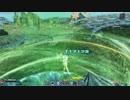 【PSO2】 -フォームチェンジ- 連破演習:闇の痕跡XH TeBo ソロ [3:50]
