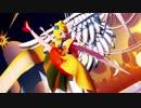 【MMDプリキュア】キュアエトワール「蜜月アン・ドゥ・トロワ」【ray-MMD】