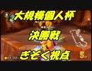 【マリオカート8DX】大規模個人杯決勝戦【ぎぞく視点】