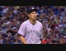 【完璧な完封】田中将大 全タッチ  レイズ vs ヤンキース