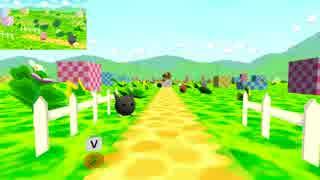 VR星のカービィ64(1-1,1-2)