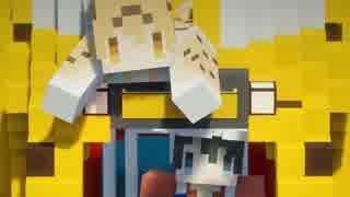 【Minecraft再現】ジャパリバスとか作って動かしてみた【けものフレンズ】
