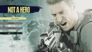 [バイオハザード7] クリス?の新たな戦い DLC ノットアヒーロー not a hero 「二人実況」 part1