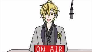 【手描き】DJジゴロ深夜のラジオ【ヒプマ