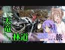 【XJR1300】音街ウナとバイク旅 with ささら【スーパー林道編】