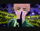 【APヘタリアMMD】Masked b!tcH 眉