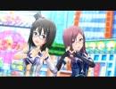 【デレステ(メガネ)MV 2】凸凹レンズスター {パターンB} 春菜SSR/マキノSSR【3Dリ...
