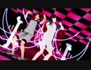【テニプリMMD】菊丸と岳人で過食性:アイドル症候群 L(^ω^)」