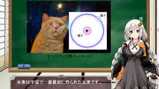 紲星あかりの科学劇場【水素】