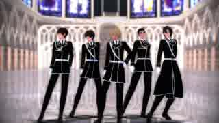 【MMDコナン】Black Out【警察学校組】
