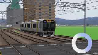 【RailSim2k】速度計あり!! 電車でGO風前